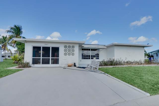 7445 NW 7 Court, Margate, FL 33063 (#RX-10603483) :: The Reynolds Team/ONE Sotheby's International Realty