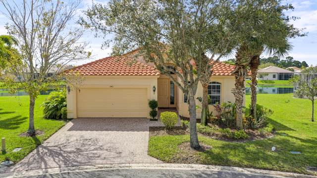 343 NW Sunview Way, Port Saint Lucie, FL 34986 (#RX-10603492) :: Ryan Jennings Group