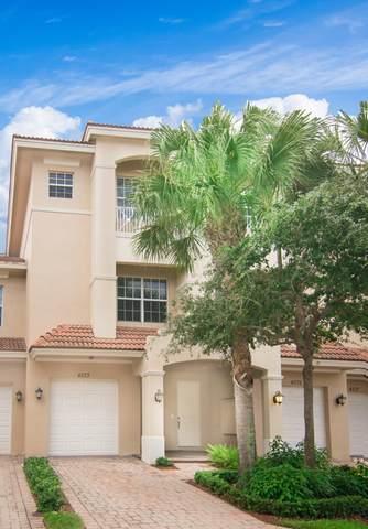 4573 Artesa Way S, Palm Beach Gardens, FL 33418 (MLS #RX-10603504) :: Laurie Finkelstein Reader Team