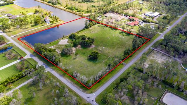 6488 Audubon Trail 2 X 5 Ac Lots, Lake Worth, FL 33449 (MLS #RX-10603525) :: Berkshire Hathaway HomeServices EWM Realty