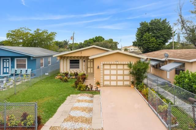2234 Greene Street, Hollywood, FL 33020 (#RX-10603534) :: Ryan Jennings Group