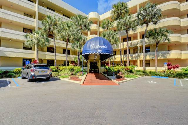 1850 Homewood Boulevard #5170, Delray Beach, FL 33445 (#RX-10603539) :: Posh Properties