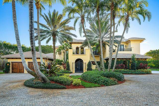 8412 Lookout Circle, Boca Raton, FL 33496 (#RX-10603546) :: The Reynolds Team/ONE Sotheby's International Realty