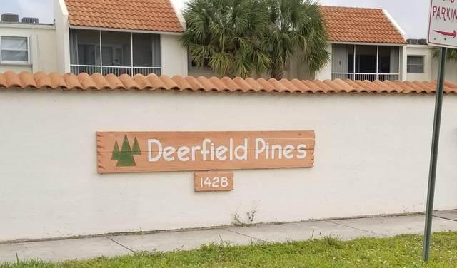 1428 SE 4th Avenue #136, Deerfield Beach, FL 33441 (#RX-10603555) :: Ryan Jennings Group