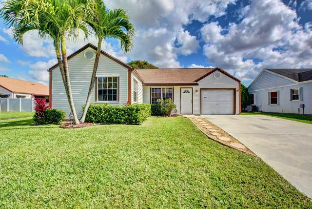 8638 Spring Valley Drive, Boynton Beach, FL 33472 (#RX-10603581) :: The Reynolds Team/ONE Sotheby's International Realty