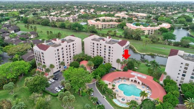 7575 Imperial Drive #202, Boca Raton, FL 33433 (#RX-10603635) :: Ryan Jennings Group