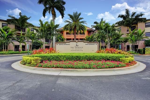 5624 Linton Boulevard D111, Delray Beach, FL 33484 (#RX-10603642) :: Ryan Jennings Group