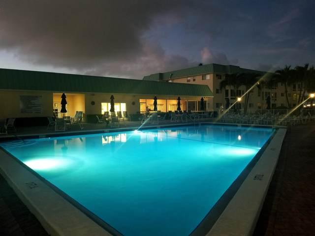 19 Colonial Club Drive #205, Boynton Beach, FL 33435 (#RX-10603644) :: Ryan Jennings Group