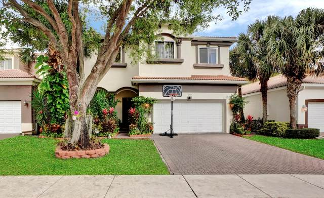 4075 Heartstone Place, Boynton Beach, FL 33436 (#RX-10603658) :: Ryan Jennings Group