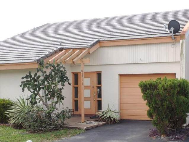 10591 La Placida Drive, Coral Springs, FL 33065 (#RX-10603664) :: Real Estate Authority