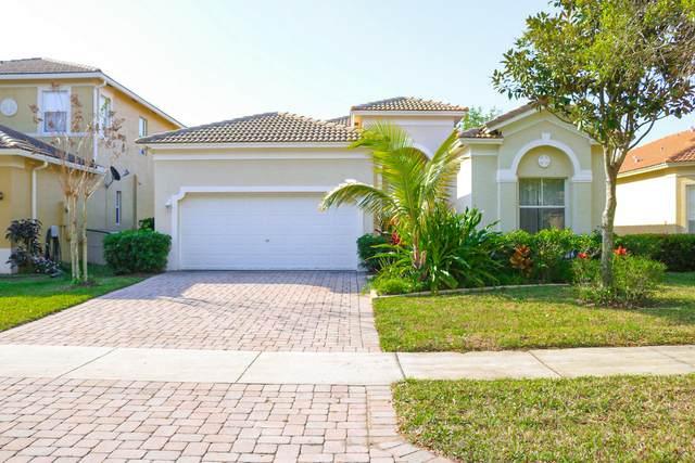 5905 Spring Lake Terrace, Fort Pierce, FL 34951 (#RX-10603711) :: Ryan Jennings Group