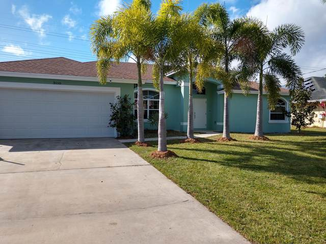 3110 SW Letchworth Street, Port Saint Lucie, FL 34953 (#RX-10603718) :: The Reynolds Team/ONE Sotheby's International Realty