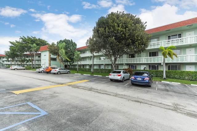 3500 Springdale Boulevard #216, Palm Springs, FL 33461 (MLS #RX-10603723) :: Berkshire Hathaway HomeServices EWM Realty