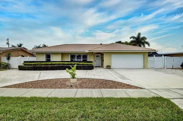 984 SW 3rd Street, Boca Raton, FL 33486 (#RX-10603735) :: Real Estate Authority