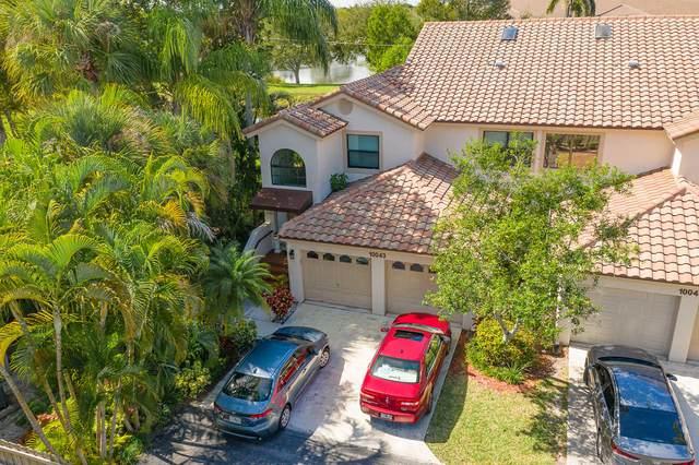 10043 S 53rd Way #2403, Boynton Beach, FL 33437 (#RX-10603736) :: Ryan Jennings Group