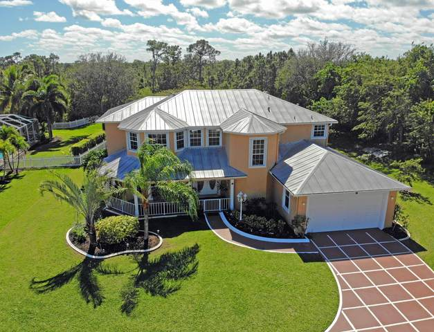 542 NW Ember Way, Jensen Beach, FL 34957 (MLS #RX-10603737) :: Berkshire Hathaway HomeServices EWM Realty