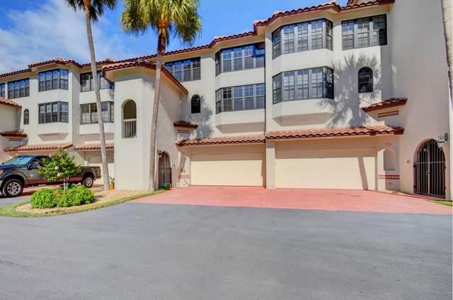4401 N Ocean Boulevard #17, Boca Raton, FL 33431 (#RX-10603738) :: Posh Properties