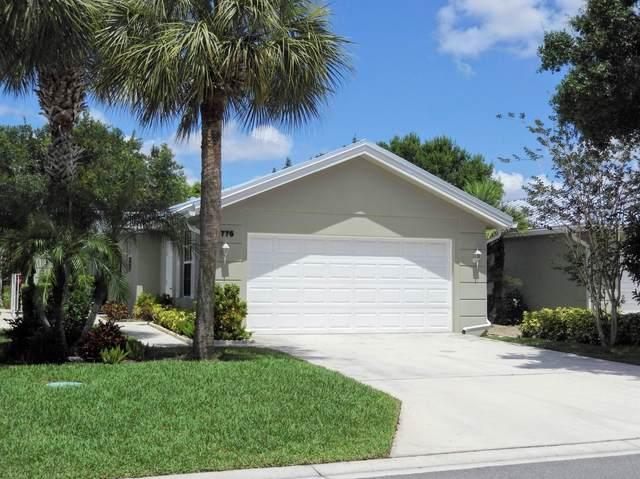 1776 SW Springfield Court, Palm City, FL 34990 (MLS #RX-10603755) :: Berkshire Hathaway HomeServices EWM Realty