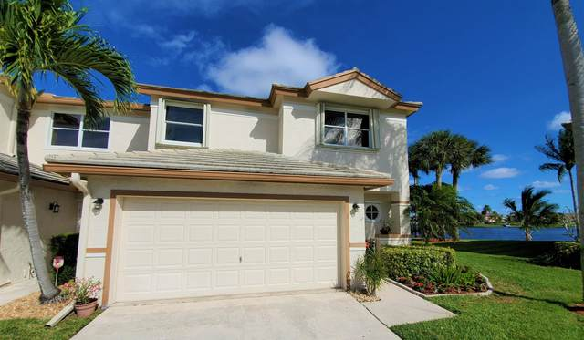 7760 Stone Harbour Drive #1, Lake Worth, FL 33467 (#RX-10603758) :: The Reynolds Team/ONE Sotheby's International Realty