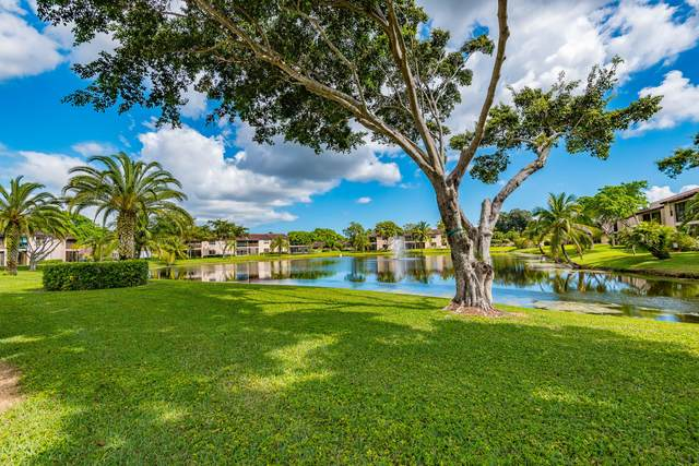 9289 Vista Del Lago F, Boca Raton, FL 33428 (#RX-10603763) :: Ryan Jennings Group