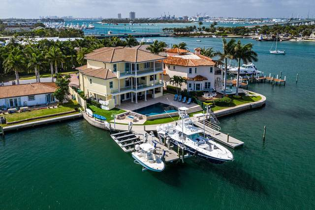 2795 Lake Drive, Singer Island, FL 33404 (MLS #RX-10603767) :: Elite Properties and Investments