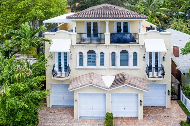 117 SE 12th Avenue, Fort Lauderdale, FL 33301 (#RX-10603771) :: Real Estate Authority