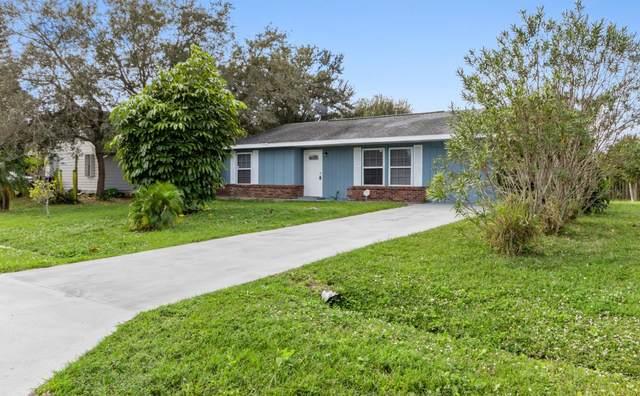 462 SW Curtis Street, Port Saint Lucie, FL 34983 (MLS #RX-10603774) :: Berkshire Hathaway HomeServices EWM Realty