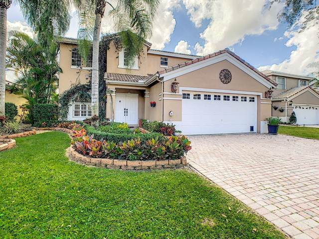 8412 NW 47th Street, Coral Springs, FL 33067 (#RX-10603804) :: Real Estate Authority