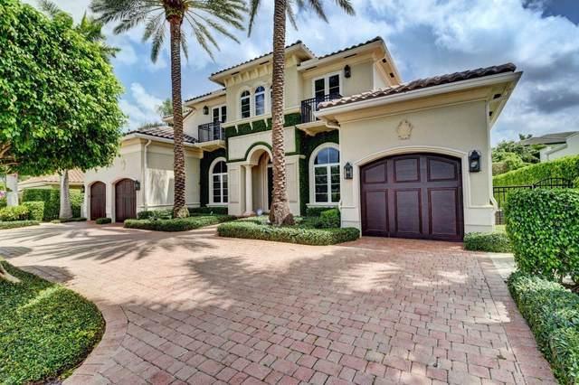 2124 W Maya Palm Drive, Boca Raton, FL 33432 (MLS #RX-10603807) :: Castelli Real Estate Services