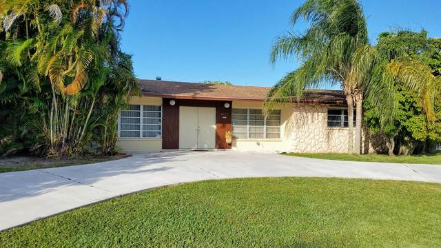 4717 Juniper Lane, Palm Beach Gardens, FL 33418 (#RX-10603830) :: Ryan Jennings Group