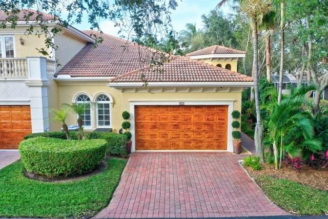 108 Renaissance Drive, North Palm Beach, FL 33410 (MLS #RX-10603837) :: Elite Properties and Investments
