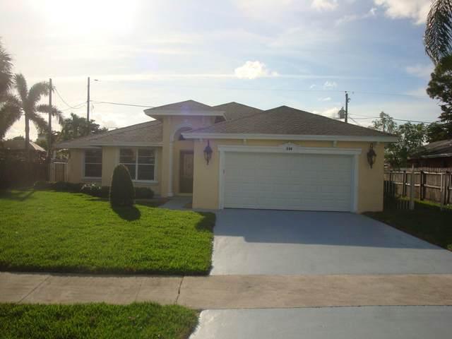 385 SW 32nd Avenue, Deerfield Beach, FL 33442 (#RX-10603842) :: Realty100
