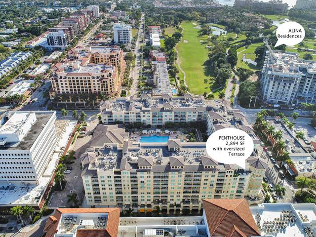 99 SE Mizner Boulevard Ph 31, Boca Raton, FL 33432 (#RX-10603843) :: The Reynolds Team/ONE Sotheby's International Realty