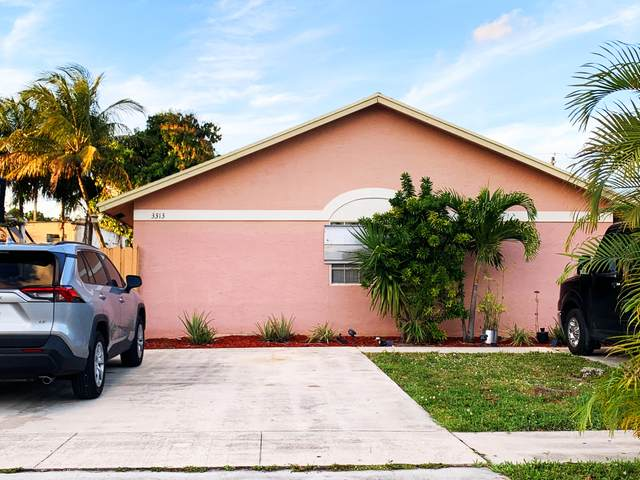 3311 SW 1st Street, Deerfield Beach, FL 33442 (MLS #RX-10603849) :: The Jack Coden Group
