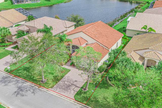 466 NW Blue Lake Drive, Port Saint Lucie, FL 34986 (MLS #RX-10603864) :: Castelli Real Estate Services