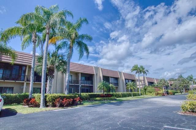 4661 Fountains Drive S #111, Lake Worth, FL 33467 (#RX-10603880) :: Ryan Jennings Group