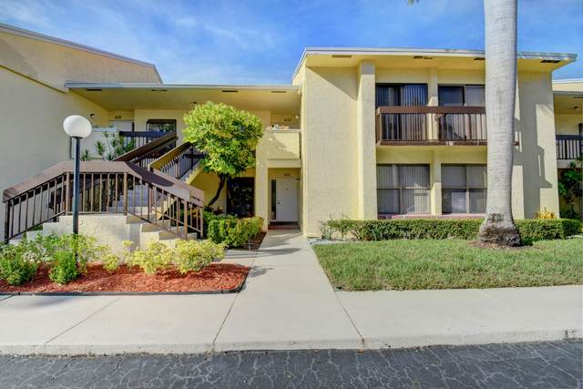 5187 Oakhill Lane #622, Delray Beach, FL 33484 (#RX-10603914) :: Ryan Jennings Group