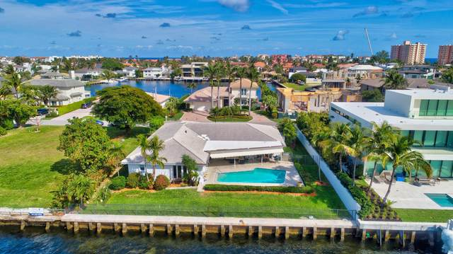 4326 Intracoastal Drive, Highland Beach, FL 33487 (#RX-10603923) :: The Reynolds Team/ONE Sotheby's International Realty
