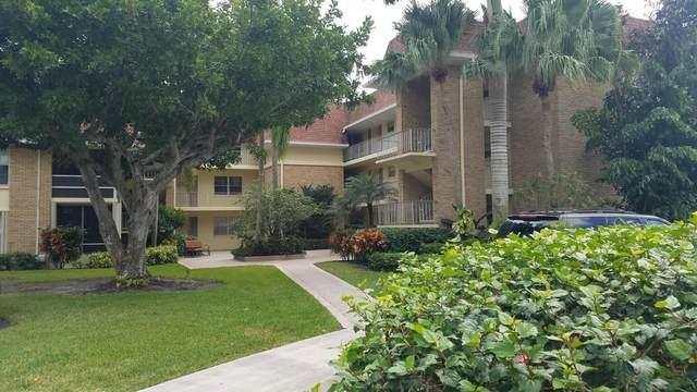 5570 Tamberlane Circle #331, Palm Beach Gardens, FL 33418 (MLS #RX-10603952) :: Elite Properties and Investments