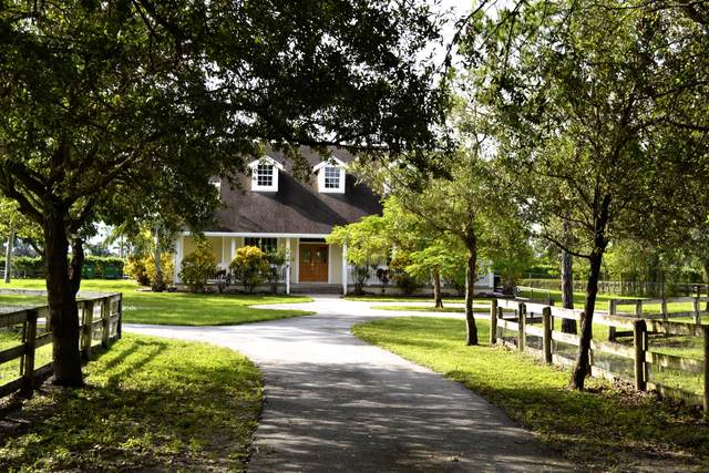 12284 Indian Mound Road, Wellington, FL 33449 (MLS #RX-10603974) :: Berkshire Hathaway HomeServices EWM Realty