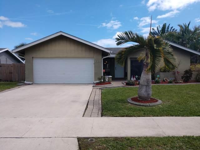 840 NW 49th Way, Coconut Creek, FL 33063 (#RX-10603978) :: Ryan Jennings Group
