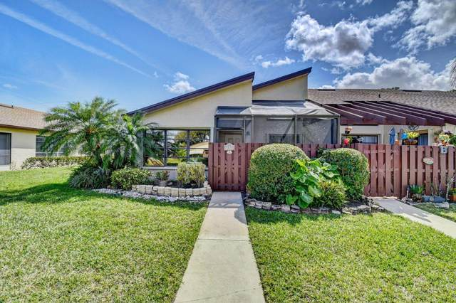 5070 Nesting Way A, Delray Beach, FL 33484 (MLS #RX-10603980) :: Best Florida Houses of RE/MAX