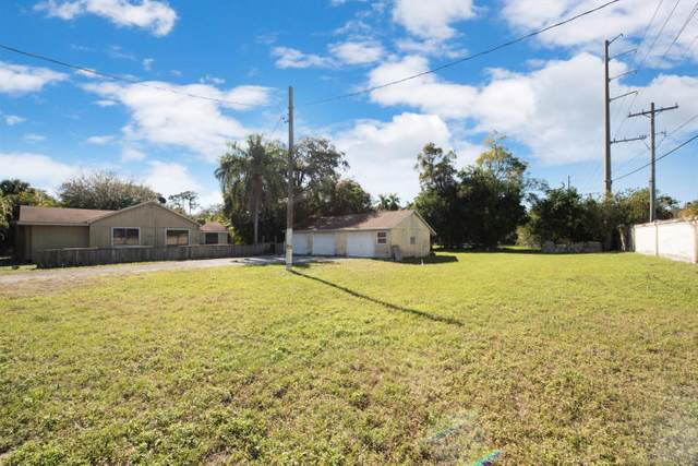 7157 S Military Trail, Lake Worth, FL 33463 (MLS #RX-10604001) :: The Jack Coden Group