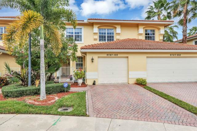 9787 Midship Way #102, West Palm Beach, FL 33411 (#RX-10604021) :: Ryan Jennings Group