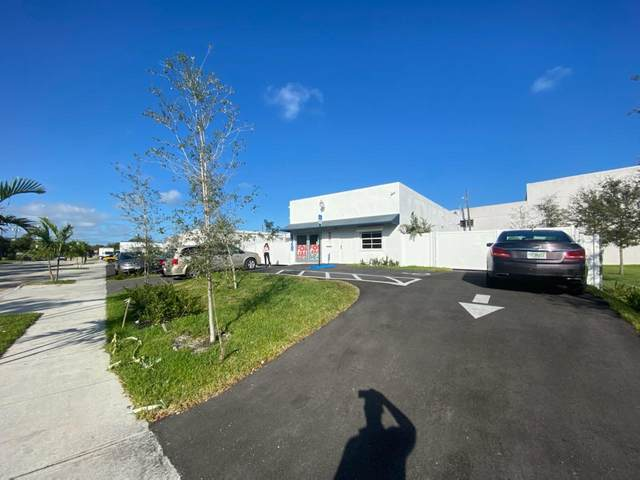 820 S Dixie Highway W, Pompano Beach, FL 33060 (MLS #RX-10604034) :: Berkshire Hathaway HomeServices EWM Realty