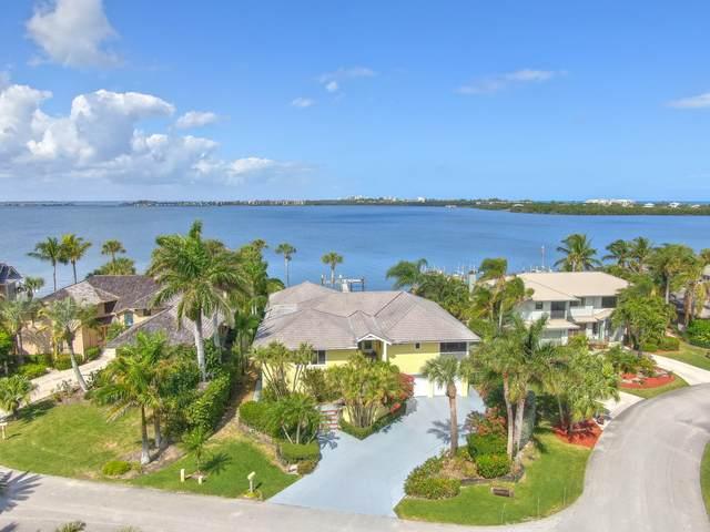4283 NE Joes Point Terrace, Stuart, FL 34996 (#RX-10604037) :: Ryan Jennings Group