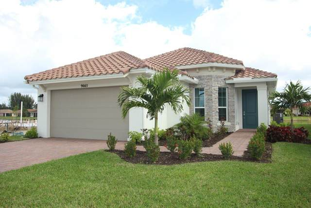 9665 SW Forestwood Avenue, Port Saint Lucie, FL 34987 (MLS #RX-10604052) :: Best Florida Houses of RE/MAX