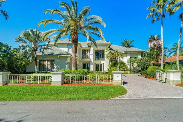 431 Thatch Palm Drive, Boca Raton, FL 33432 (MLS #RX-10604079) :: Best Florida Houses of RE/MAX