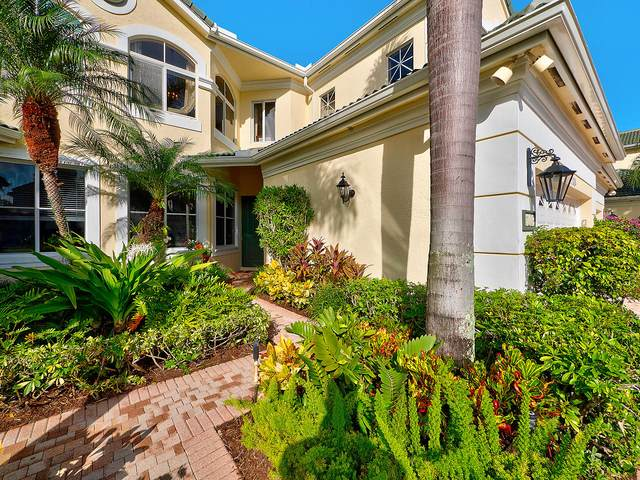 110 Palm Point Circle #1, Palm Beach Gardens, FL 33418 (MLS #RX-10604081) :: Elite Properties and Investments