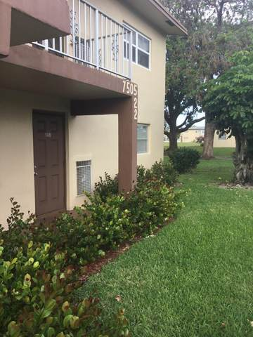 7505 W Atlantic Boulevard #108, Margate, FL 33063 (#RX-10604089) :: Realty100